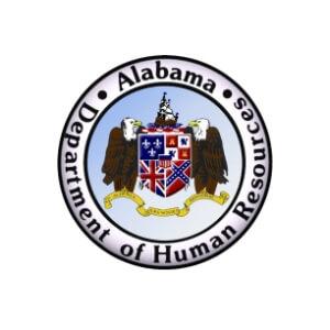 AL Dept of Human Resources logo